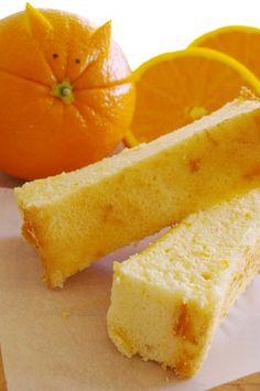 Orange Sponge Cake by Lydia's Corner, via Flickr