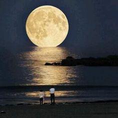 --Super Moon-- bella-luna