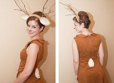 Deer costume | Flickr - Photo Sharing!