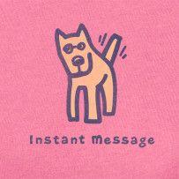Wag more. #Lifeisgood #Optimism #Dog
