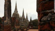 thai templ, haunt place, amaz place