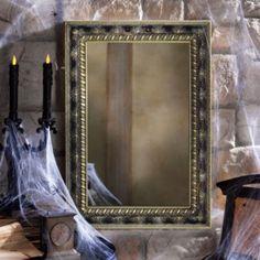 Animated Halloween Haunted Magic Mirror