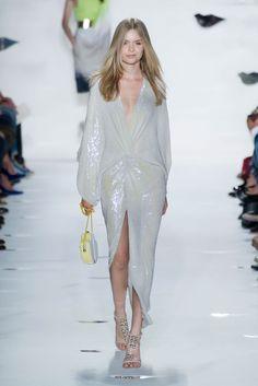 Diane von Furstenberg Spring 2013: sexy sequins