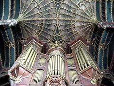 Brasenose College Chapel, U.K.