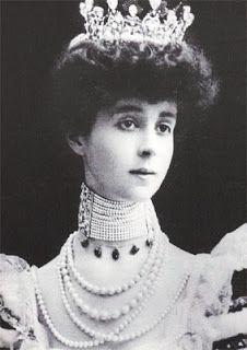 Duchess of Marlborough Consuelo Vanderbilt