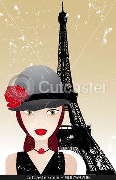 Girl in Paris - Vive les années 30
