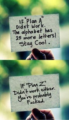 the plan, remember this, letter, inspir, positive thoughts
