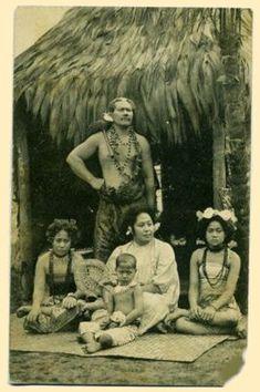 Samoa Chief family