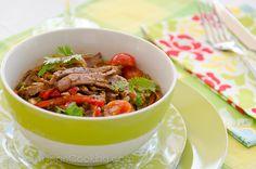 Carne ripiada (shredded beef)