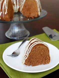Baileys Irish Cream Cake - so good! You really taste the Baileys!