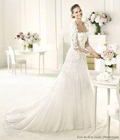 elie by elie saab wedding dresses pronovias 2013 lyon long sleeve gown Keywords: #elisaab #hautecouturedresses #elisaabweddingdresses #designerweddingdresses #weddingdresses #weddings #weddingplanning #jevel #jevelwedding #jevelweddingplanning Follow Us: www.jevelweddingplanning.com www.facebook.com/jevelweddingplanning/  www.pinterest.com/jevelwedding/ www.linkedin.com/in/jevel/ www.twitter.com/jevelwedding/ https://plus.google.com/u/0/105109573846210973606/