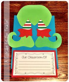 A Cupcake for the Teacher: Elf Magic... It's Back!!