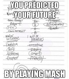 90s game mash. either a large poster-style mash for decor or some at every table?