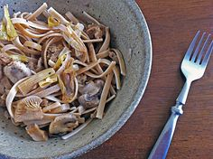 Oyster Mushroom Recipes on Pinterest | Mushrooms, Mushroom Pasta and ...