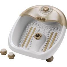 Every girls wants one - this Foot Spa by Homedics available at Argos is a simple must-have.