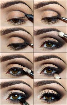Dark Sexy Eyes .