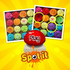 """Find the difference and test your skills    ★★★ """"Spot it"""" - NEW game on Facebook ★★★   One of the most spectacular implementation of a """"Find the difference"""" game on facebook. You have hundreds of pictures to choose from, in which you search for hidden differences. Play it for FREE: https://apps.facebook.com/spot-it/    #spotit #game #facebook"""