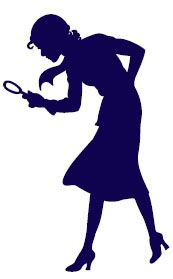 Nancy Drew    yeah, yeah, I know she's not an author, but Carolyn Keene isn't real either! Still love the books though!