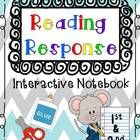 Looking for a way to enhance your daily reading program while keeping your students fully engaged? Our Reading Response Interactive Notebook is the...