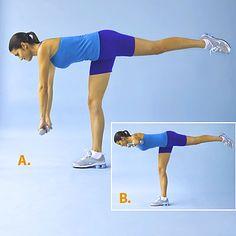 Shrink Your Waist Workout