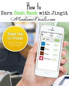 Earn Cashback with Jingit! {Plus a $500 CASH Giveaway} #ad