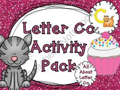 Letter Cc Activities Pack (CCSS) FREEBIE from Sparkling in Kindergarten on TeachersNotebook.com -  (36 pages)  - Printables, centers, song, craftivities, and clickable video resources to teach the letter Cc plus much more!