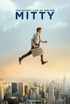 THE SECRET LIFE OF WALTER MITTY, movie review by Yes/No Films. December 2013.