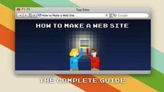 How to Make a Web Site #lifehacker #video #tutorial