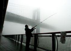 the bridge, manhattan bridg, york novemb, nycfog112803jpg 410298, york citi