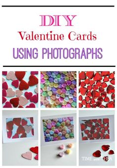 DIY Valentine Cards