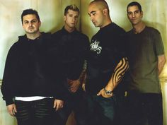 Staind..Love this group. always have! sad they will not be touring anymore