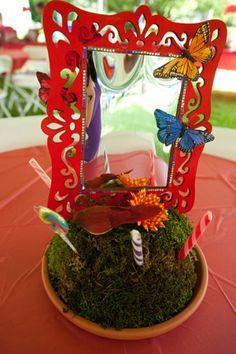 tea party theme decoration