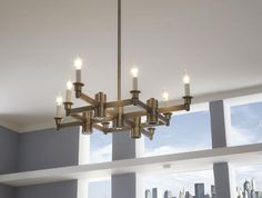 Metal Geometric Light Fixture >> http://www.hgtvremodels.com/interiors/interior-details-for-midcentury-modern/pictures/index.html?soc=pinterest#