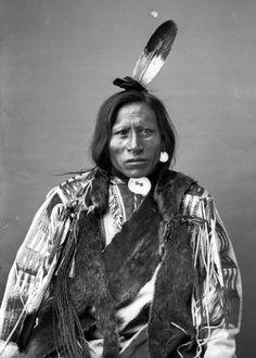 Hehaka Skalmani (aka Playing Elk, aka Frisking Elk) - Mniconjou - circa 1888