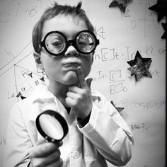 DIY photobooth at science themed party  Sew Lovely: Post No. 64: Top Secret Laboratory!! Adorable for both kids and adults!