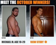 Michael inspired his students to get fit and healthy by loosing 68 lbs with #INSANITY and #Shakeology! #ShaunT