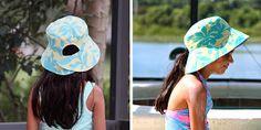 Zaaberry: Sun Kissed Hat - Make It Pefect Pattern Parade