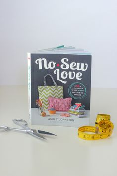 """No Sew Love"" – Book Review and GIVEAWAY!"