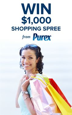 Who'd like to kick off 2014 by winning a $1,000 shopping spree from @Purex? REPIN and enter!