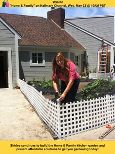 famili hallmark, garden idea, garden weed