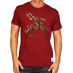 Florida State Seminoles Men's Short Sleeve Tee.  Fear the Spear!