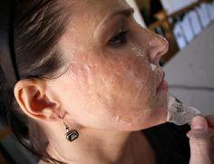 DIY Pore Strips Mask