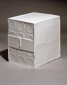 "Rachel Whiteread, ""White Box"""