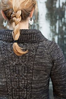 Dark and Stormy by Thea Colman sweater, thea colman, cardigan knit, knitting patterns, babi cocktail, dark, stormi cardigan, ravelry, knit pattern