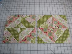 Tutorial on a strip tube quilt block... so cool and looks easy to learn