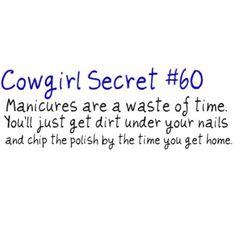 Cowgirl Secret