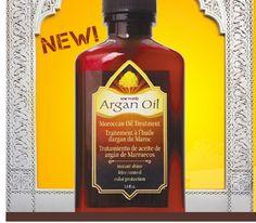 Beauty Hint - Argan Oil: Beauty Magic for Hair