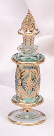Nefertiri Garden Perfume Bottle