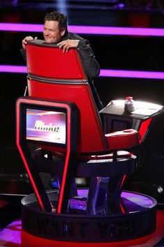 This is how excited we are for The Voice Season 5!