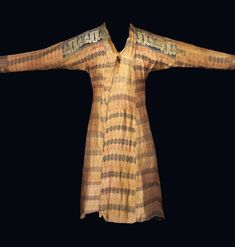 A SELJUK SILK ROBE, IRAN OR CENTRAL ASIA, 11TH/12TH CENTURY